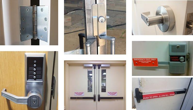 door-hardware-collage